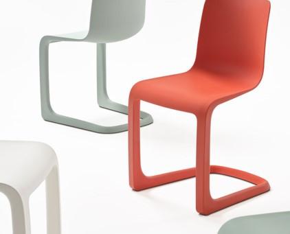 EVO-C: la sedia evolutiva di Vitra by Jasper Morrison