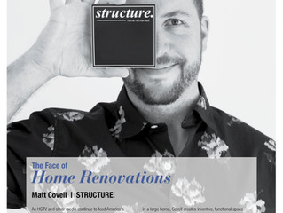 Bethesda Magazine's Face of Home Renovations - Matt Covell | structure.