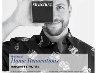 Bethesda Magazine's Face of Home Renovations - Matt Covell | structure.