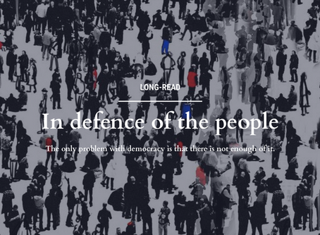 Spiked: In Defence of the People