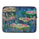"""Thumbnail: """"Water Lily"""" 00.6 Laptop Sleeve"""