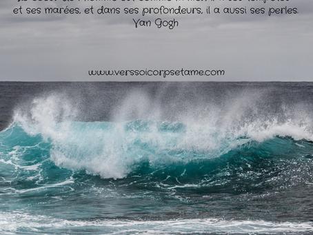 Tempêtes et marées