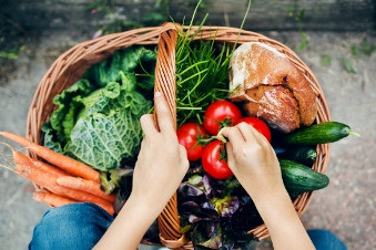 Pour chaque aliment il y a une saison, une couleur, un goût, un élément – Vos organes le savent, et