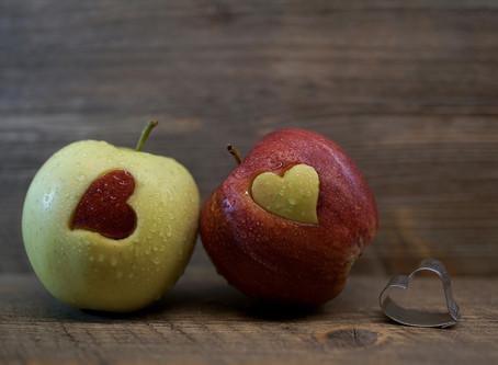 Le partage total entre deux êtres...