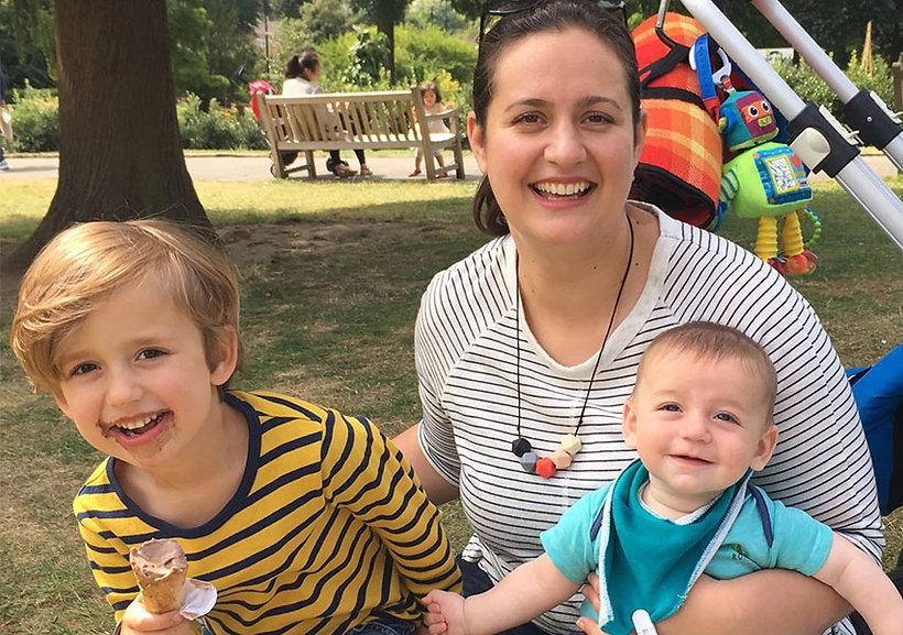 Maryam Calm Birth Club and Hypnobirthing Boys