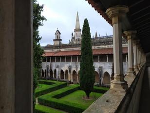Clube UNESCO - A CASA AO LADO no 1 Fórum Nacional das Redes UNESCO no Mosteiro da Batalha