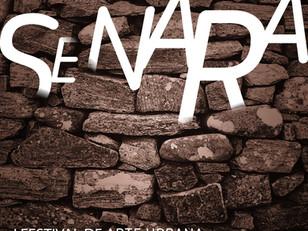 Senãra, o 1.º Festival de Arte Urbana, Macedo de Cavaleiros