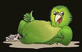 Kakapo lying.jpg