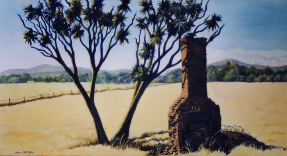 Part of Northbrook road history (North Canterbury)
