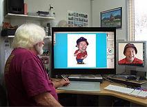 Ray at work .jpg