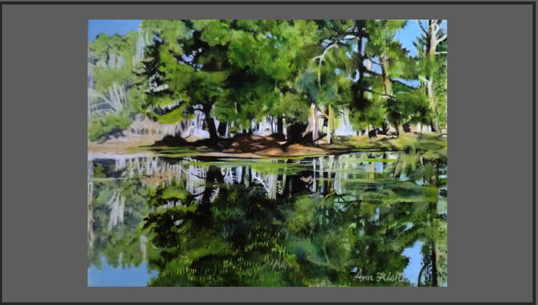 S188 Reflections at Woodend.Price:$325