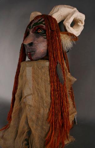 Satyr Mask