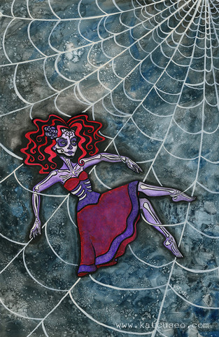 Spiderweb Enchantress