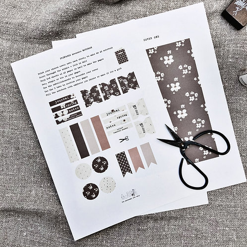 Anemone Notebook Kit