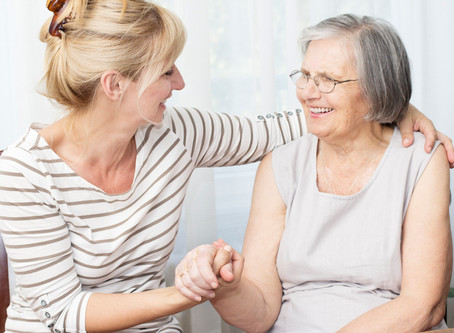Moving a parent to Assisted Living or Nursing Home: Tips for dealing with a house full of belongings