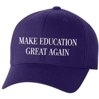 MEGA Hat - Make Education Great Again