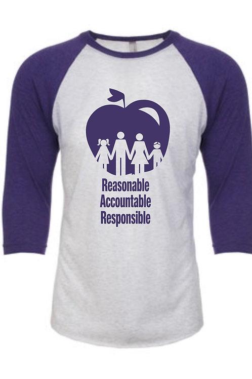 Unisex Raglan Style Shirt