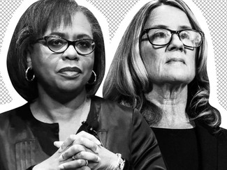 What It's Like to Watch Christine Blasey Ford's Testimony With Anita Hill