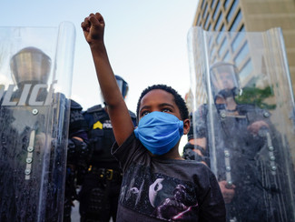 Protest, Race and the American Future
