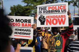 Nigerian Diaspora Applies Pressure to #ENDSARS Campaign Against Police Brutality
