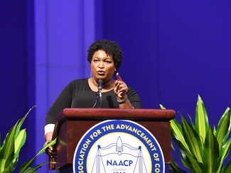 Stacey Abrams Urges NAACP to Plan, Pursue and Persist in Fight for Justice