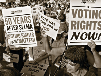 Voting Rights Hearings Reveal Widespread Suppression