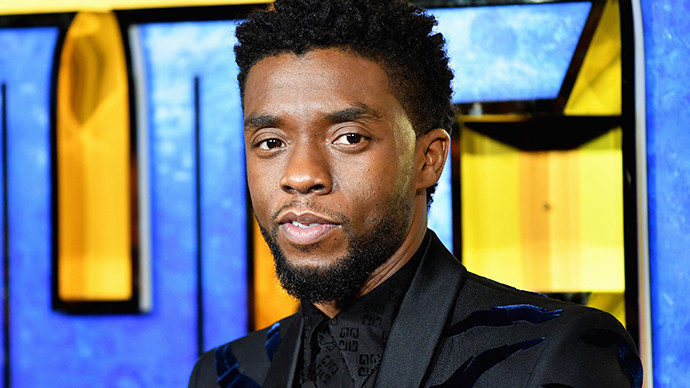 Chadwick Boseman via Getty Images