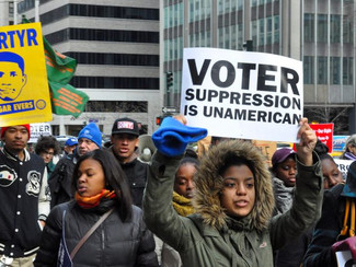 NAACP Leaders Urge Voters: Defeat Hate