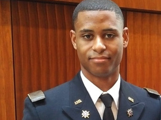 Death of a Lieutenant: The Spirit of Richard Collins' III lives on