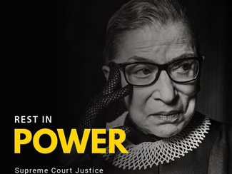 NAACP DEVASTATED BY PASSING OF JUSTICE RUTH BADER GINSBURG