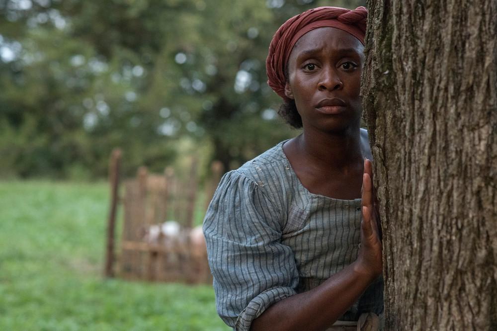 Tony Award-winning actress Cynthia Erivo plays Harriet Tubman in new film out Friday, Nov. 1.