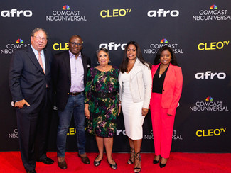 TV One and Afrotainment Partner with Comcast for New Black Channels