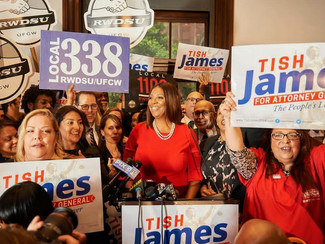 Letitia James Wins New York Democratic Primary For Attorney General