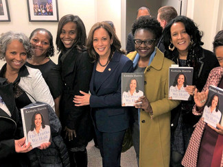 KAMALA AS VEEP: BLACKNESS AT THE TABLE