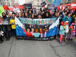 Black marchers stress the 2019 #WomensWave must include Black issues