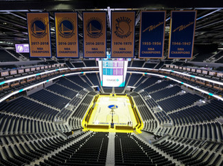 NBA Arenas Used as Polling Stations