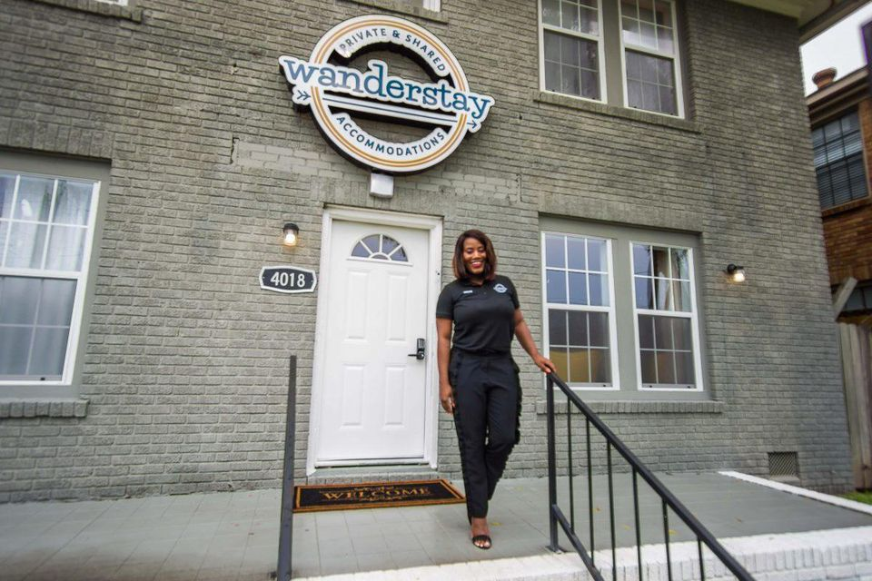 A New Place to Stay: Deidre Mathis has opened the nation's first African-American-owned hostel | African American | United States