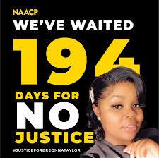 NAACP Breonna Taylor