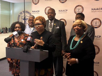 After Court Victory, NAACP Monitors Memphis