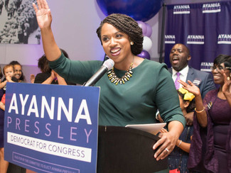 Ayanna Pressley Defeats 20-Year Incumbent Mike Capuano in MA Democratic Primary Upset