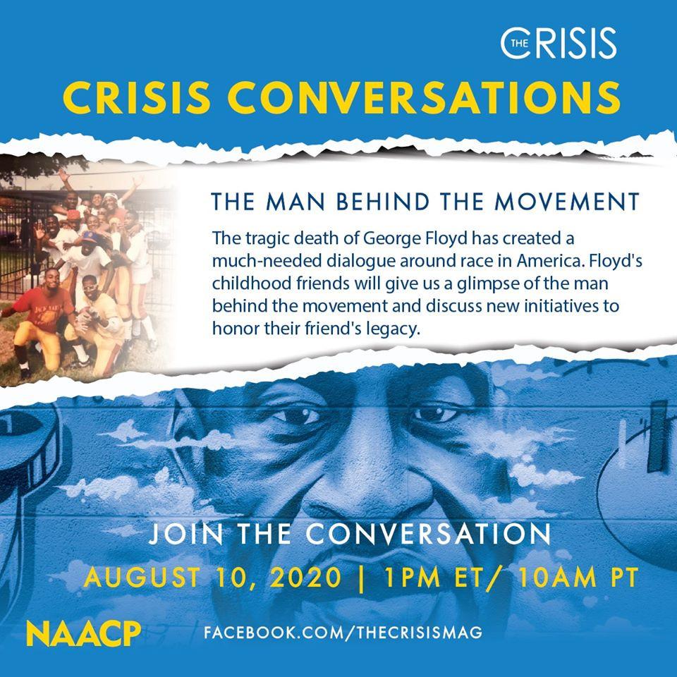 Crisis Conversations - George Floyd