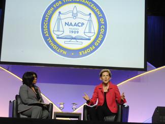 Biden, Harris and Warren impress at NAACP Presidential Forum