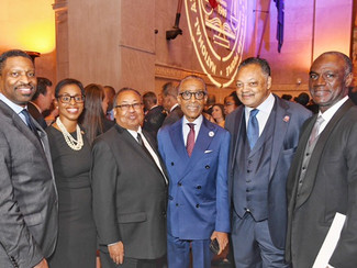 NAACP Leaders Support Africa-America Institute in Historic Partnership