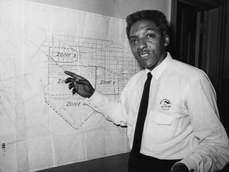 Bayard Rustin and historic queer Black organizers were recognized at 2020 March on Washington