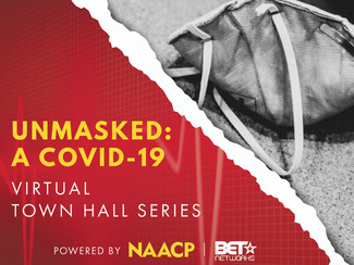 NAACP Partners with BET For Virtual Town Halls on Pandemic in the Black Community