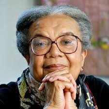 Marian Wright Edelman, former CDF president and CEO.