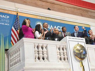 NAACP Makes Wall Street History