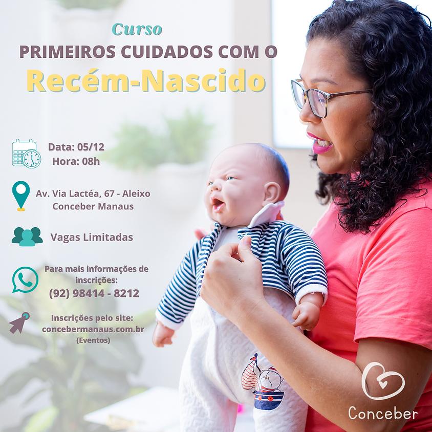 Primeiros cuidados com recém-nascido
