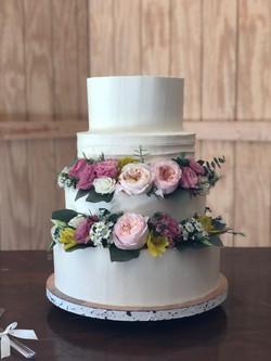 Harvard, IL Wedding Cake