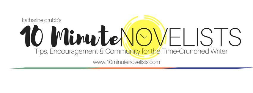 10 Minute Novelist Facebook Group